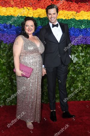Editorial image of 73rd Annual Tony Awards, Arrivals, Radio City Music Hall, New York, USA - 09 Jun 2019