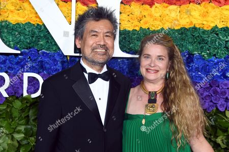 David Henry Hwang and Kathryn Layng