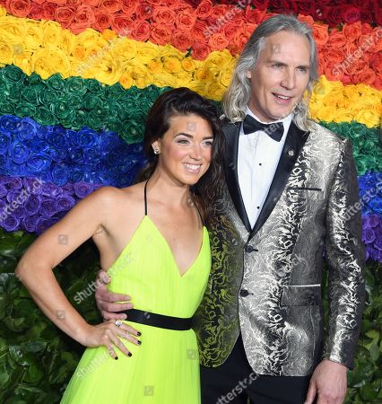 Stock Image of Marissa Neitling and guest