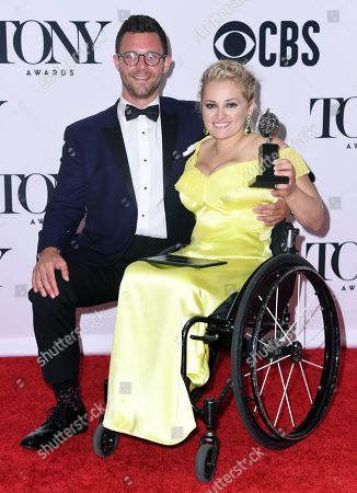 Ali Stroker - Best Performance by an Actress in a Featured Role in a Musical - 'Rodgers and Hammerstein's Oklahoma'