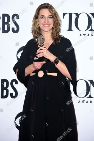 Editorial picture of 73rd Annual Tony Awards, Press Room, Radio City Music Hall, New York, USA - 09 Jun 2019