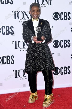 Andre de Shields - Featured Actor in a Musical for 'Hadestown'