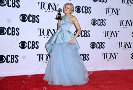 Celia Keenan-Bolger - Best Performance by an Actress in a Featured Role in a Play - 'To Kill a Mockingbird'
