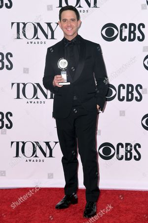 Santino Fontana - Best Performance by an Actor in a Leading Role in a Musical - 'Tootsie'