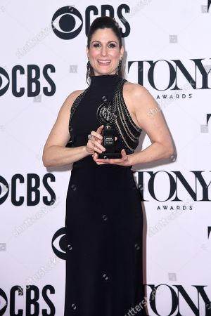 Stephanie J. Block - Best Performance by an Actress in a Leading Role in a Musical - 'The Cher Show'