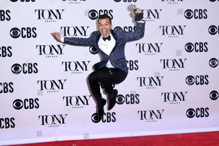 Sergio Trujillo - Best Choreography - 'Ain't Too Proud - The Life and Times of the Temptations'