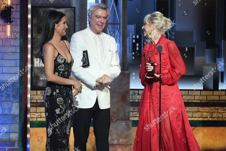 Vanessa Carlton, David Byrne and Anais Mitchell
