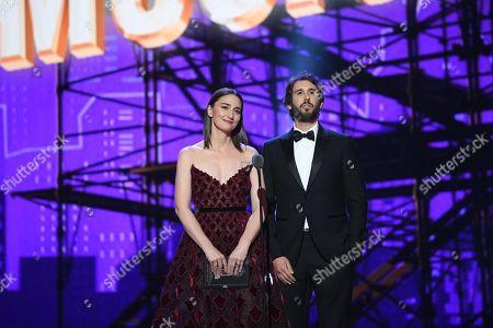 Sara Bareilles and Josh Groban