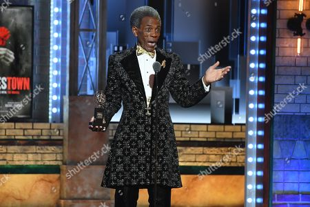 Stock Picture of Andre de Shields