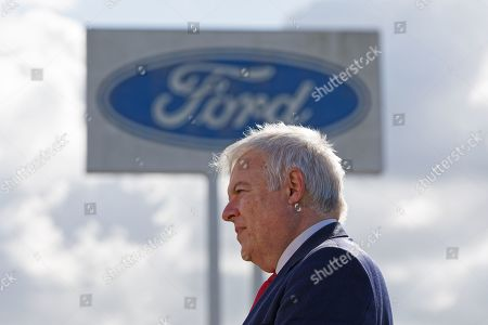 Editorial image of Proposed closure of Ford's Bridgend plant announcement, Wales, UK - 06 Jun 2019