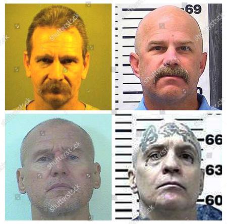 Editorial image of Aryan Brotherhood Charges - 06 Jun 2019