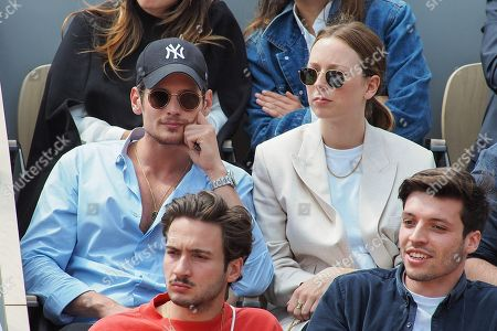 Editorial image of Celebrities at Roland Garros 2019 French Open, Day Eleven, Paris, France - 06 Jun 2019