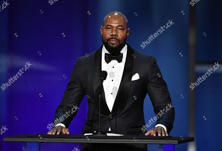 Editorial photo of AFI Honors Denzel Washington, Show, Dolby Theatre, Los Angeles, USA - 06 Jun 2019