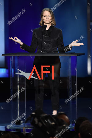 Stock Picture of Jodie Foster