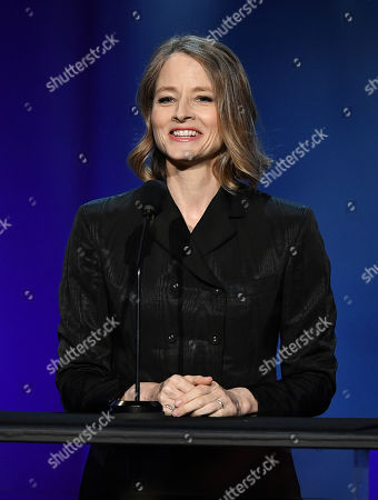 Stock Image of Jodie Foster