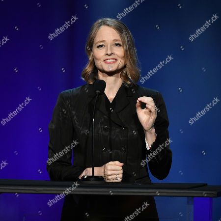 Stock Photo of Jodie Foster