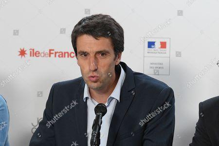 Tony Estanguet (President of Paris 2024)