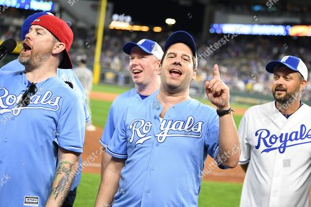David Cook and Seth Herzog