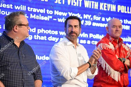 Eric Stonestreet, Rob Riggle and David Koechner