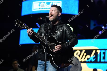Stock Image of David Cook