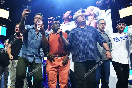 Editorial picture of Big Slick Celebrity Weekend Party and Show, Sprint Center, Kansas City, USA - 08 Jun 2019