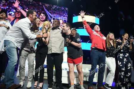 Editorial photo of Big Slick Celebrity Weekend Party and Show, Sprint Center, Kansas City, USA - 08 Jun 2019