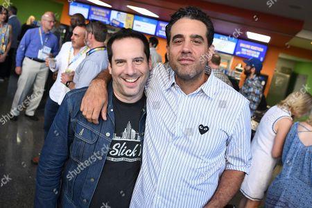 Seth Herzog and Bobby Cannavale