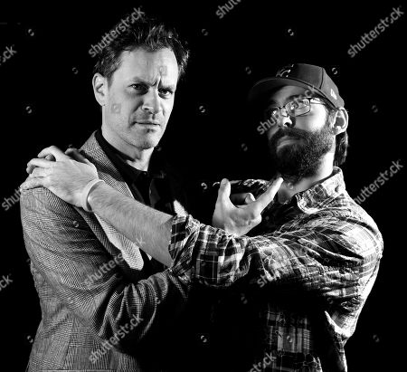Tom Everett Scott and Martin Starr
