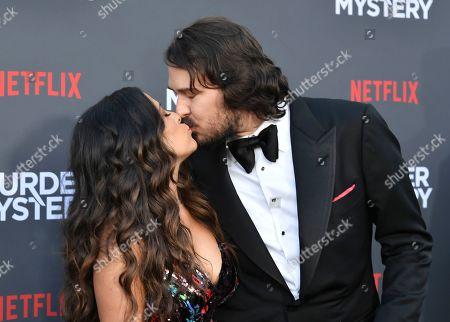 Marisa Newacheck and Kyle Newacheck
