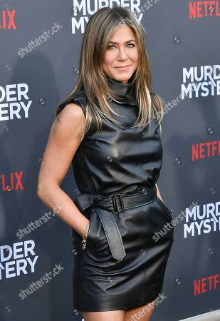 Redaktionelles Foto von 'Murder Mystery' film premiere, Arrivals, Regency Village Theatre, Los Angeles, USA - 10 Jun 2019