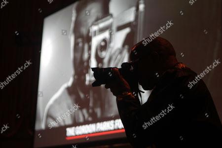 Stock Photo of Jamel Shabazz