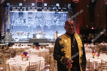 Editorial picture of The Gordon Parks Foundation Awards Dinner and Auction, Inside, New York, USA - 04 Jun 2019