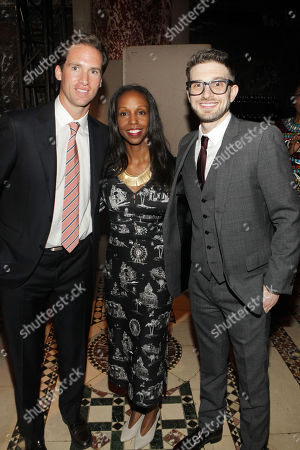 Editorial photo of The Gordon Parks Foundation Awards Dinner and Auction, Inside, New York, USA - 04 Jun 2019