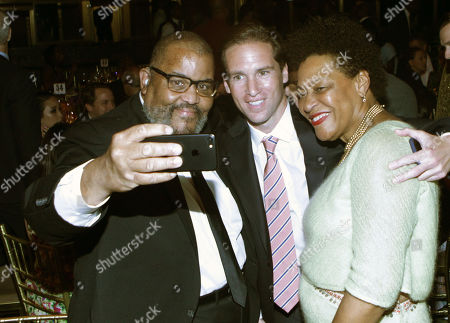 Dawoud Bey, Peter W. Kunhardt, Jr., Executive Director, Gordon Parks Foundation and Carrie Mae Weems