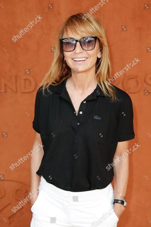 Editorial image of Celebrities at Roland Garros 2019 French Open, Day Twelve, Paris, France - 06 Jun 2019