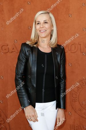 Editorial photo of Celebrities at Roland Garros 2019 French Open, Day Twelve, Paris, France - 06 Jun 2019