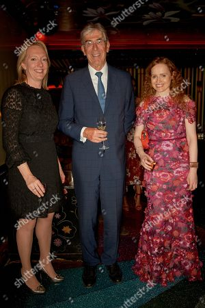 (L-R) Kate Catchpole, Michael Ward and Kate Williams