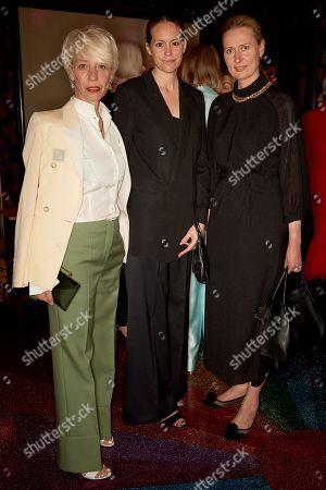 Editorial photo of Atelier Swarovski dinner, London, UK - 06 Jun 2019