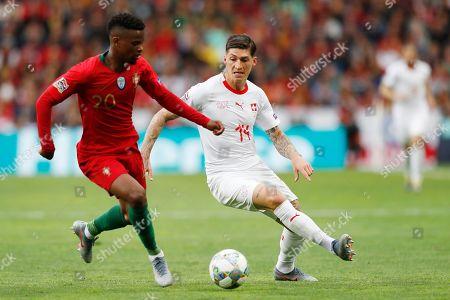 Editorial photo of Portugal v Switzerland, UEFA Nations League Semi Final match, Porto, Portugal - 05 Jun 2019