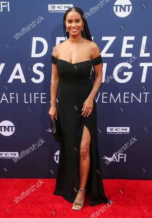 Editorial picture of AFI Honors Denzel Washington, Arrivals, Dolby Theatre, Los Angeles, USA - 06 Jun 2019