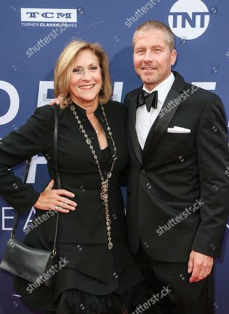 Stock Photo of Lesli Linka Glatter