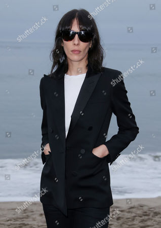 Editorial picture of Saint Laurent Show, Arrivals, Spring Summer 2020, Los Angeles, USA - 06 Jun 2019