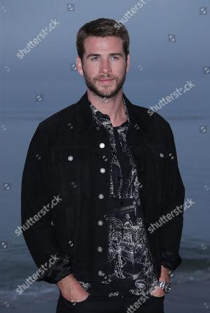 Stock Image of Liam Hemsworth