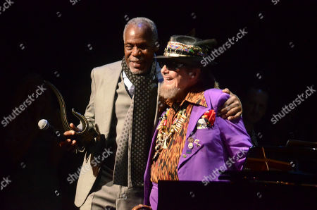 Dr John and Danny Glover