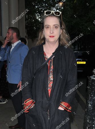 Editorial picture of Moet & Chandon Summer House opening party, London, UK - 06 Jun 2019