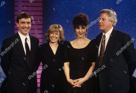 Stock Picture of John McCarthy, Jill Morrell, Lesley Garrett and Michael Aspel