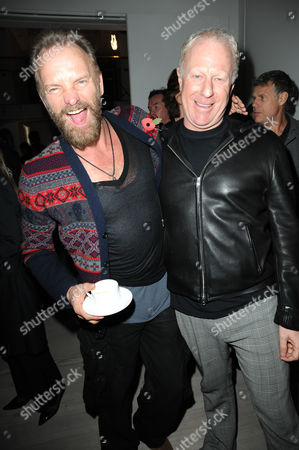 Sting and Bobby Sager