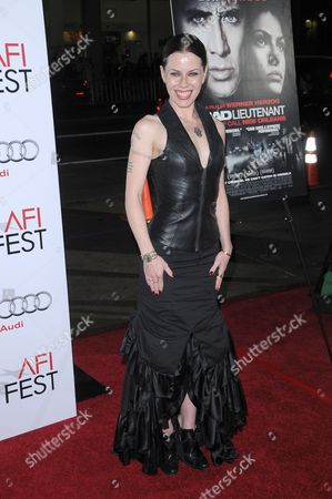 Editorial image of 'The Bad Lieutenant: Port Of Call New Orleans' film premiere, AFI Fest 2009, Los Angeles, America - 03 Nov 2009
