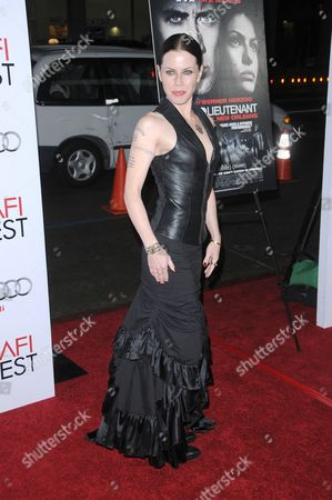 Editorial picture of 'The Bad Lieutenant: Port Of Call New Orleans' film premiere, AFI Fest 2009, Los Angeles, America - 03 Nov 2009