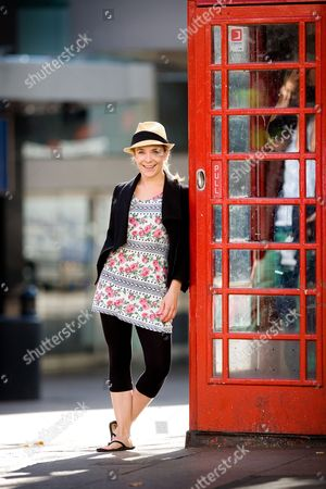 Editorial picture of Kaisa Hammerlund, London, Britain - 25 Sep 2009